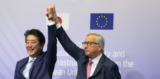 JEFTA accordo Giappone Europa
