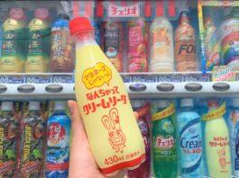 mercato giapponese dei soft drinks